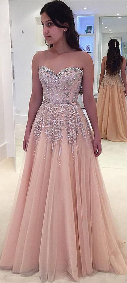 Gorgeous Prom Dresses,Beaded Prom Dress,Formal Evening Dress ...