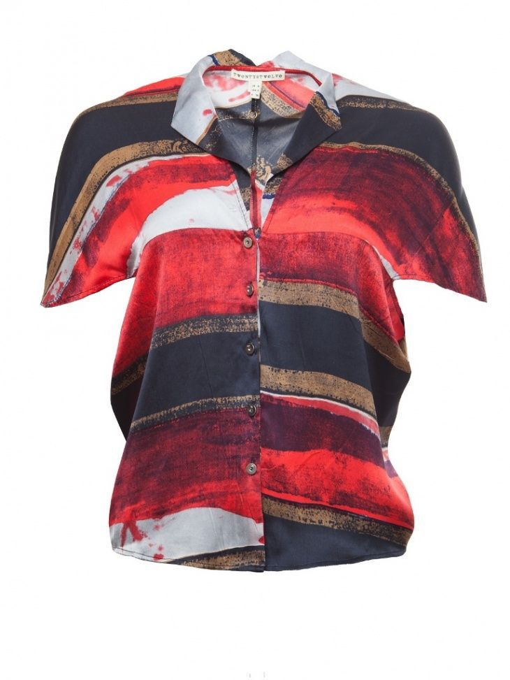 Manga de la camisa de una sola pieza (selección) / Los patrones simples / SECOND STREET