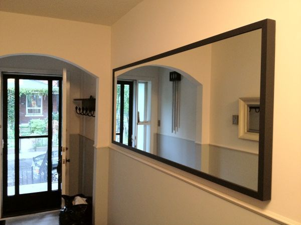 Big Mirrors For Wall $125 - eq3 wall mirror extra large | home sweet home | pinterest