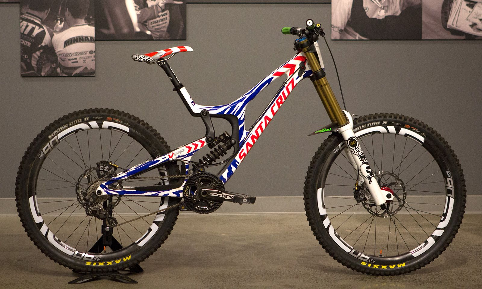 280bbd6bc55 This is the bike that Ratboy used to almost win World Championships. Josh  told us he hopes to be ready for the second round in 2015 and that he feels  that ...