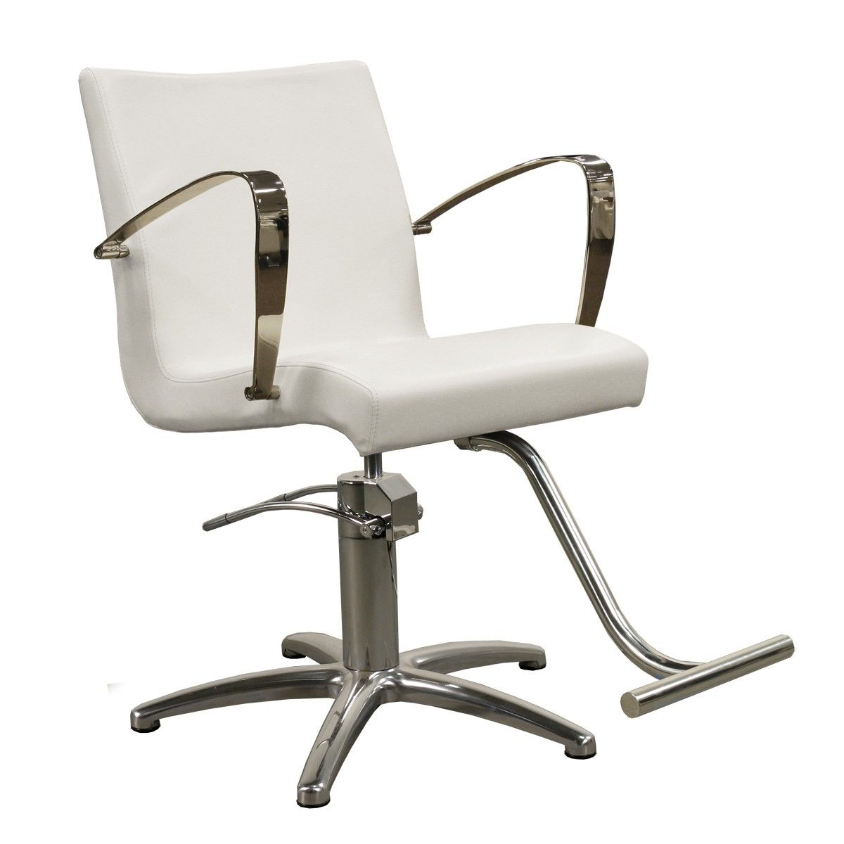 Strange Carrera Styling Chair In Alpine White In 2019 Styling Bralicious Painted Fabric Chair Ideas Braliciousco