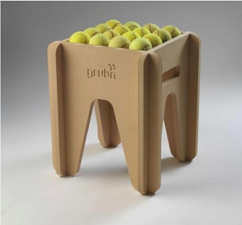 more recently they have come out with the banquito willy a stool sustainably designed using engineered wood joined together without glue and an innovative cardboard chair design no s72 design