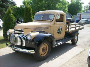 1942 Chevy Saskatoon 12 500 Chevy Chevy Trucks Classic Trucks