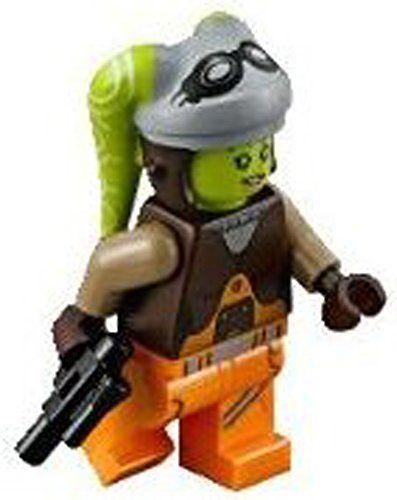 LEGO Star Wars Hera Syndulla minifigure