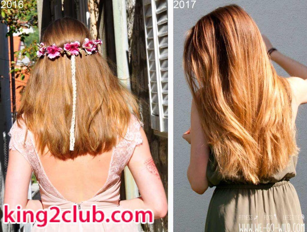 Mach dein Haar schneller wachsen | Haare schneller wachsen
