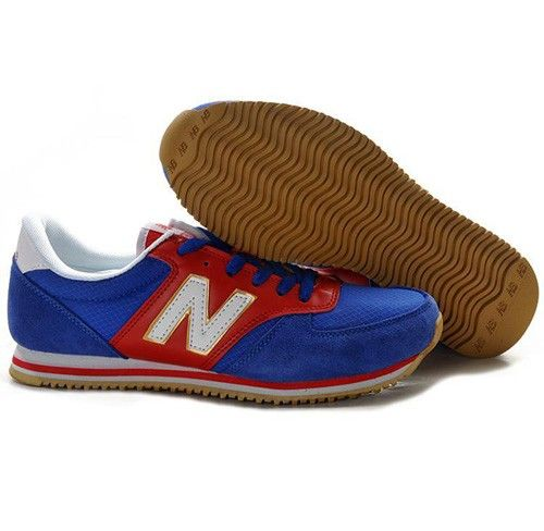 Womens Shoes New Balance NB U420 London 2012 Olympic Edition Red White Blue Gold