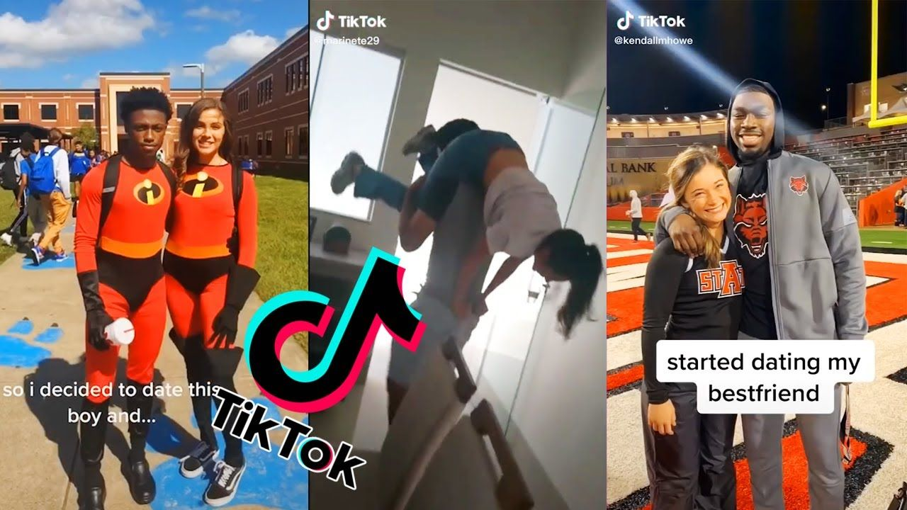 So I Decided To Date This Boy Girl And It Went Like Tiktok Compilation It Goes Like This I Decided Dating