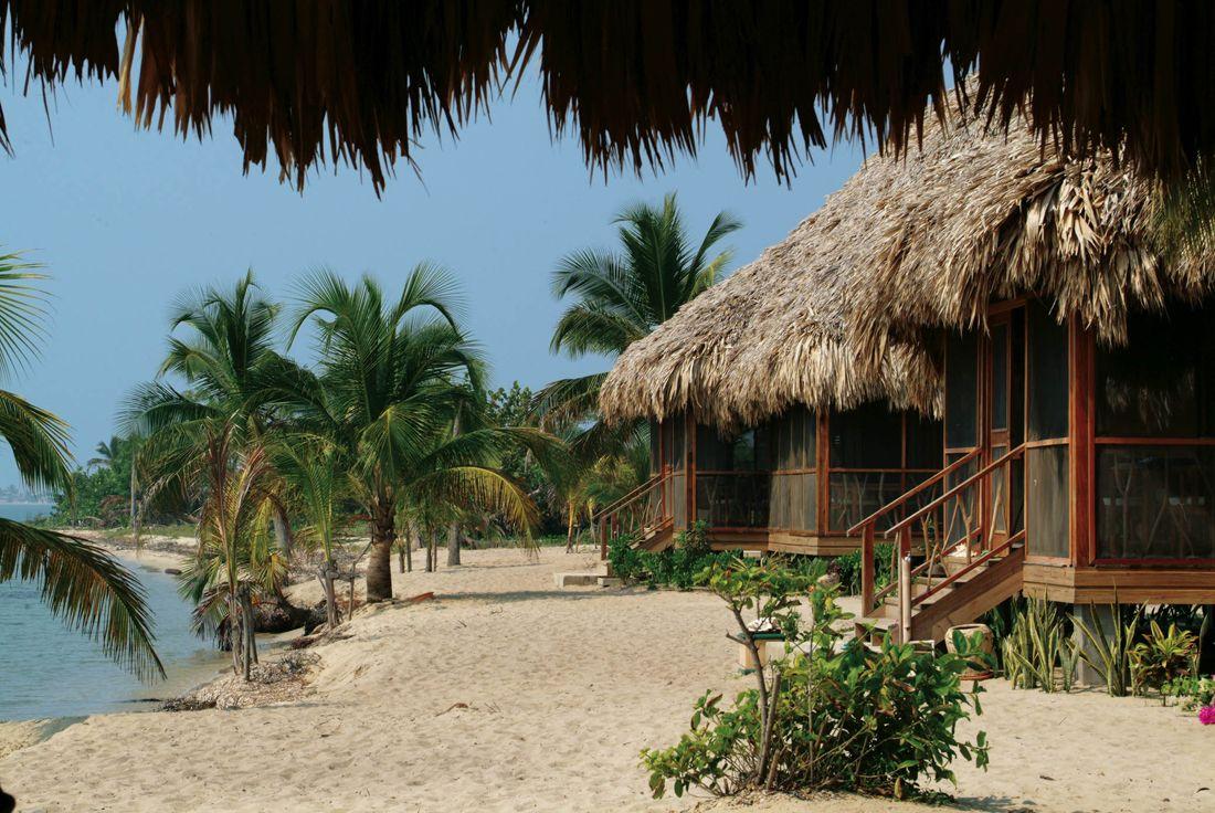 Beach Huts Caribbean Disfruta De Una Estancia Cine