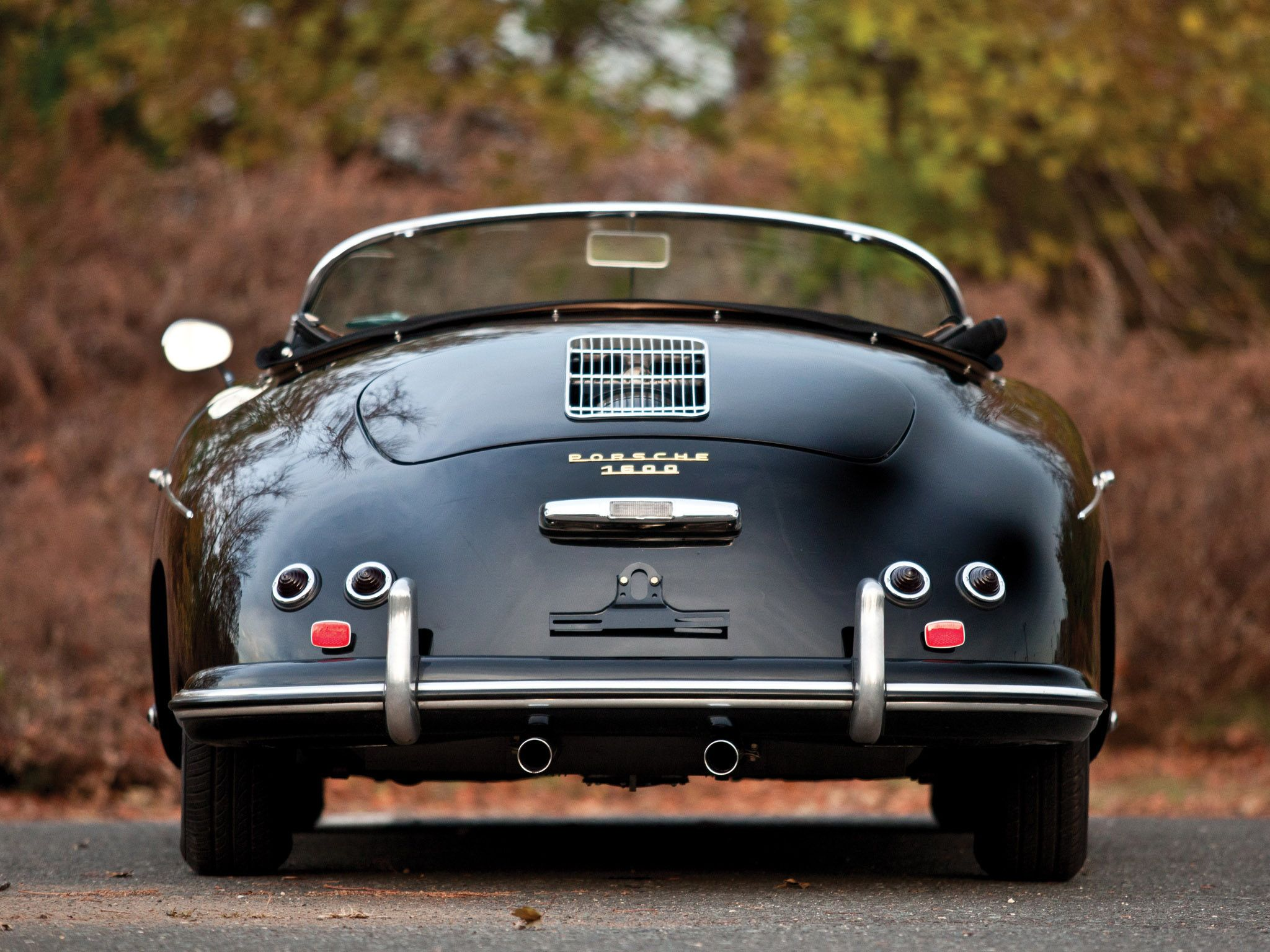 1955 Porsche 356 Speedster Retro Supercar Supercars G Wallpaper