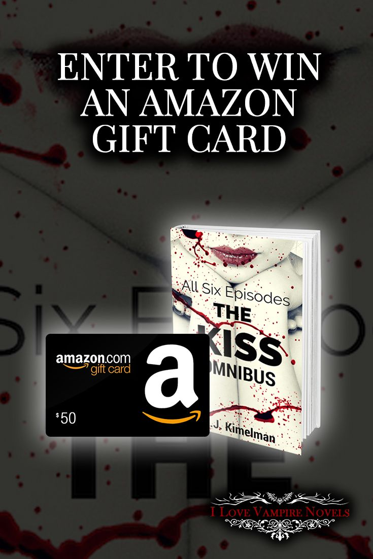 Win a $50 or $25 Amazon Gift Card or eBooks from Bestselling Author E.J. Kimelman