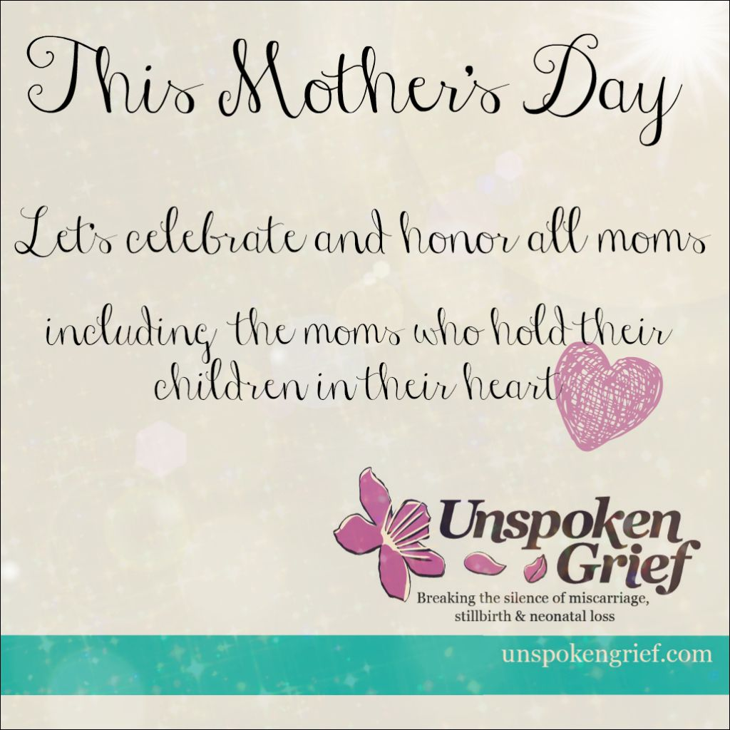 Happy Mothers Day To All The Childless Mothers