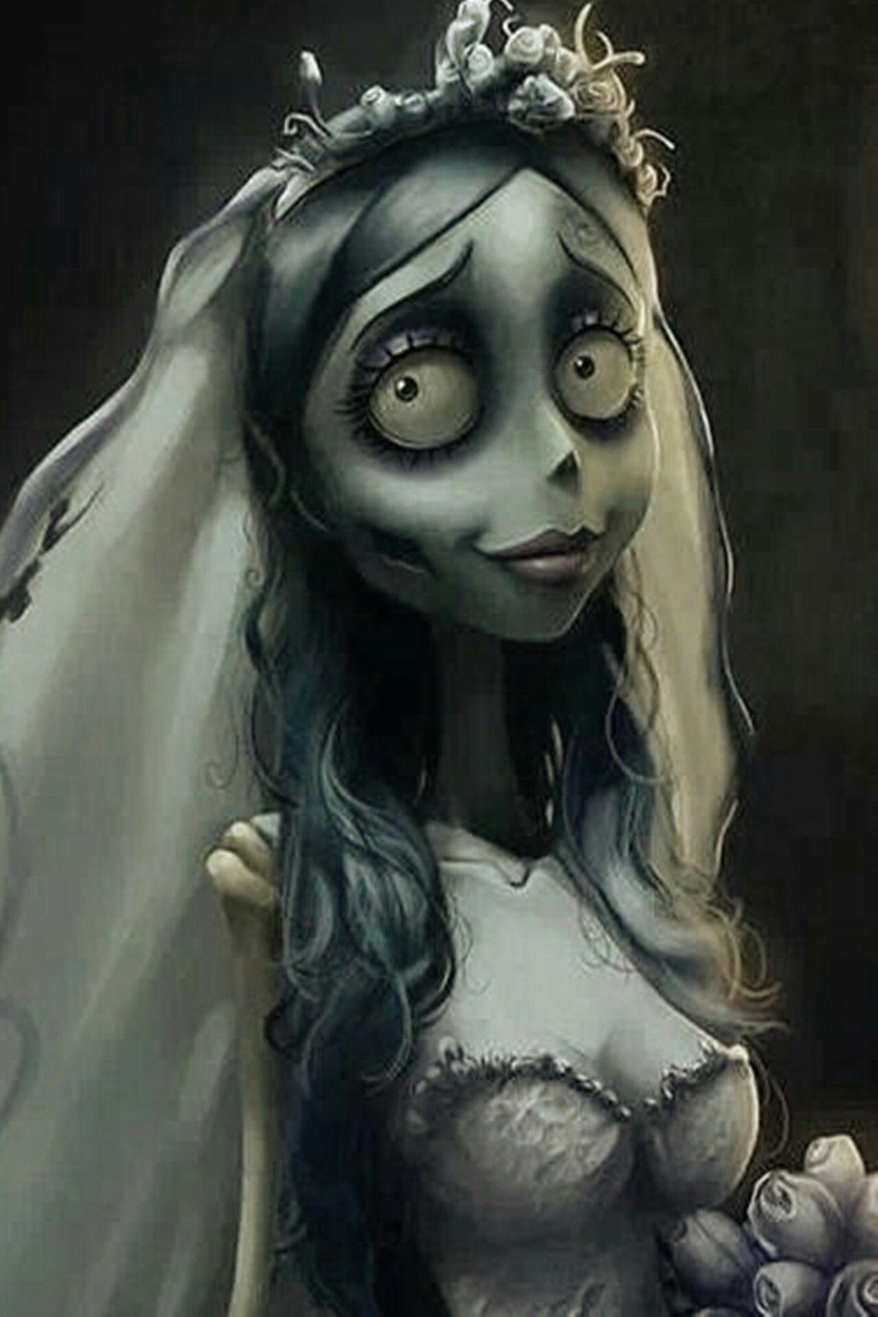 Emily Corpse Bride C Tim Burton Warner Bros Pictures Tim Burton Corpse Bride Corpse Bride Corpse Bride Art