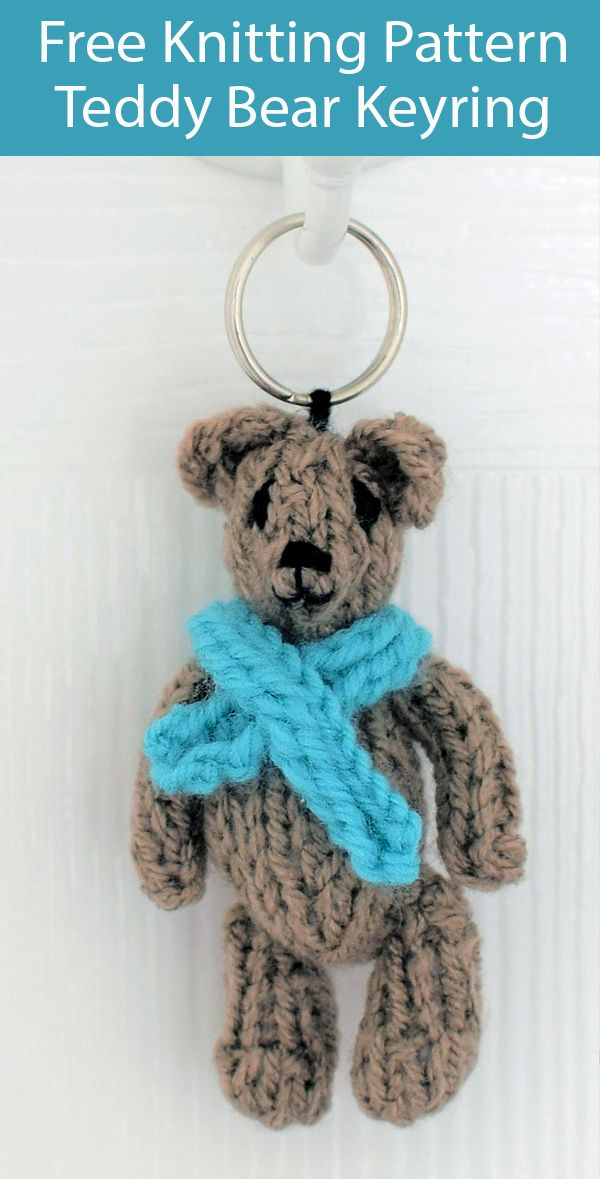 Teeny Toy Knitting Patterns- In the Loop Knitting in 2021 ...