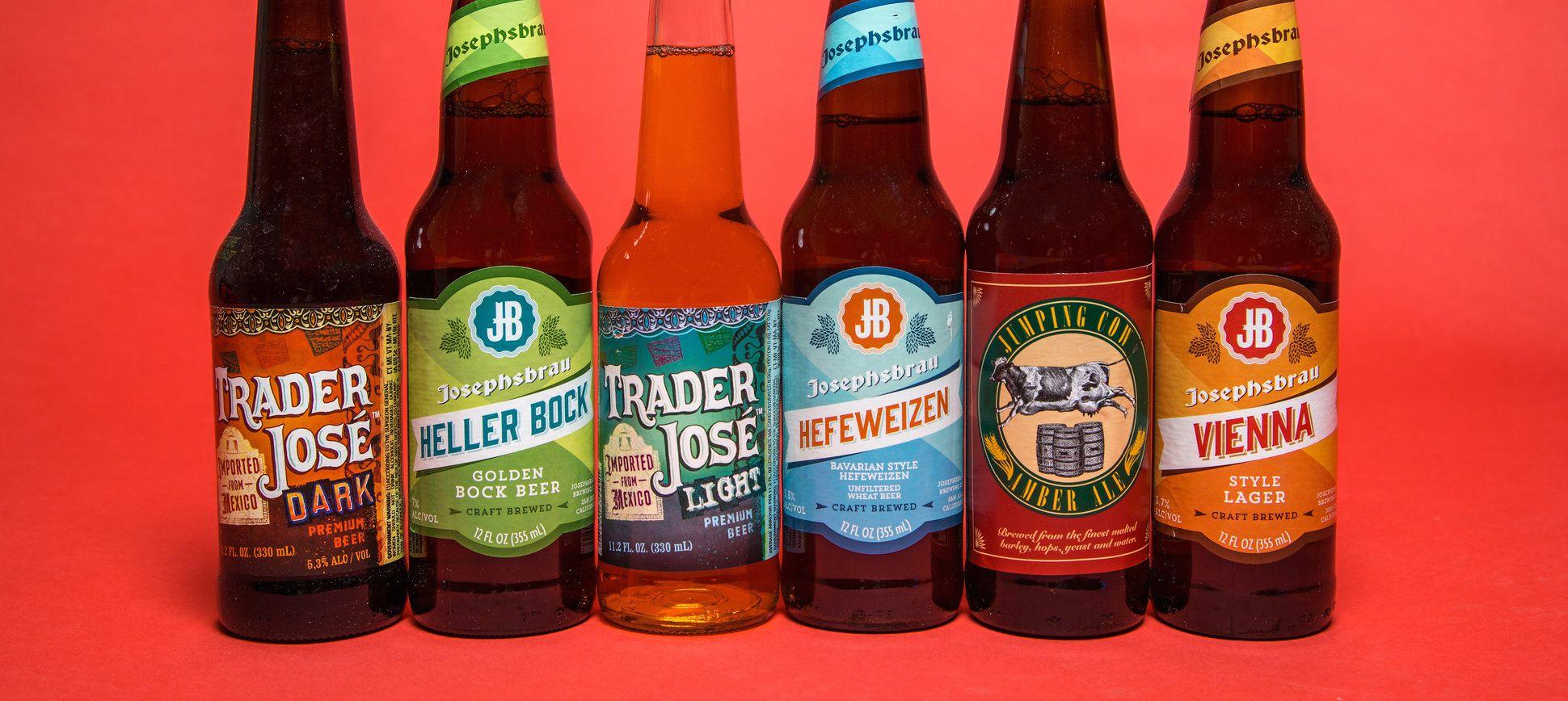 Every Trader Joe S Beer Ranked By Great Divide S Head Brewer Beer Trader Joes Best Beer