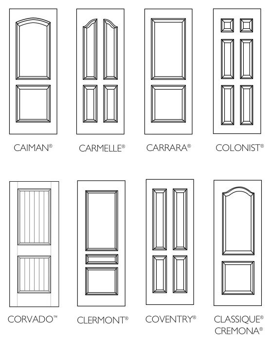Interior door styles google search home ideas for Different types of interior doors