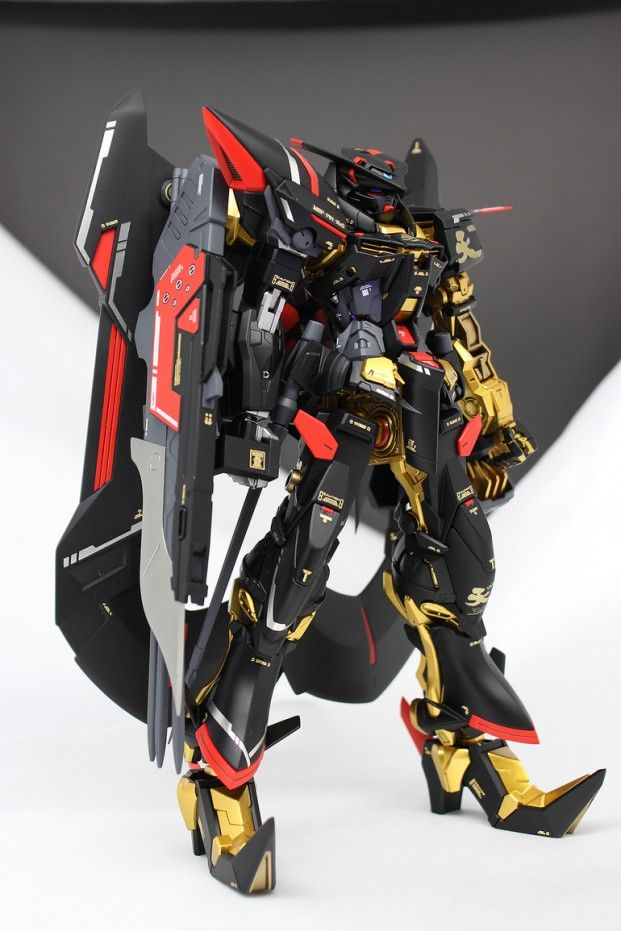 POINTNET.COM.HK - 1/100 Gundam Astray Gold Frame Amatsu Mina ...