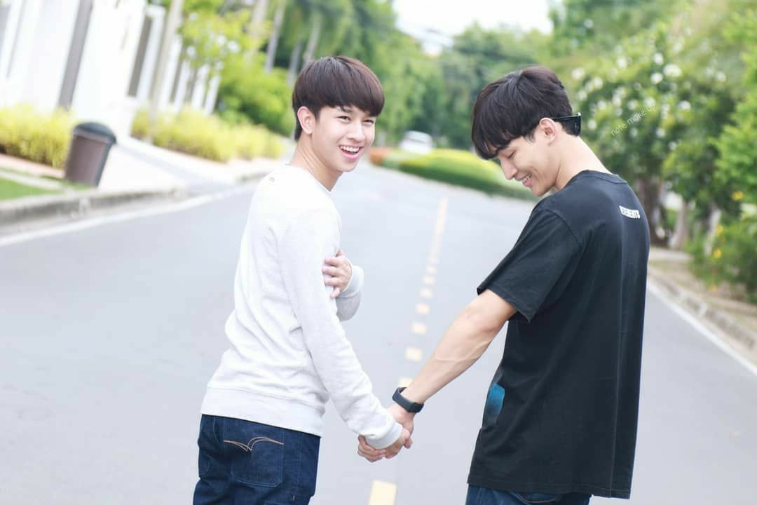 Ohmfluke Until We Meet Again Uwma We Meet Again Thai Drama Cute Actors