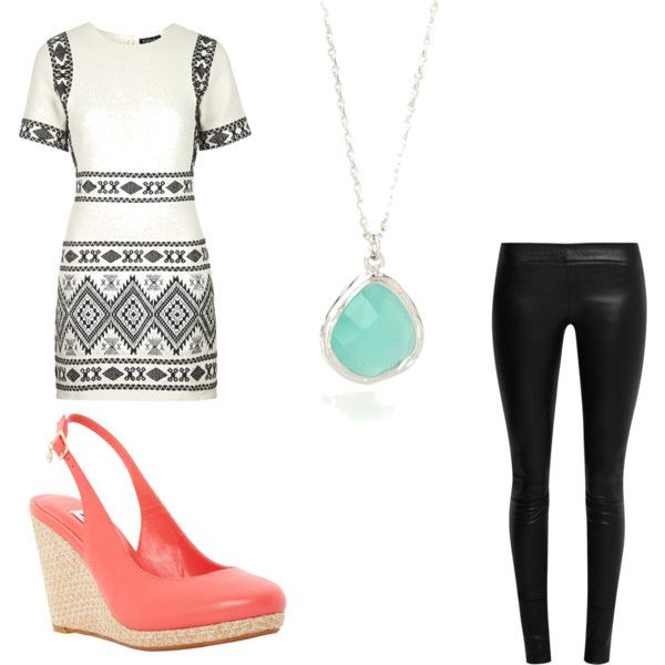 Untitled #47 by bevinwake on Polyvore featuring polyvore fashion style Topshop The Row Dune