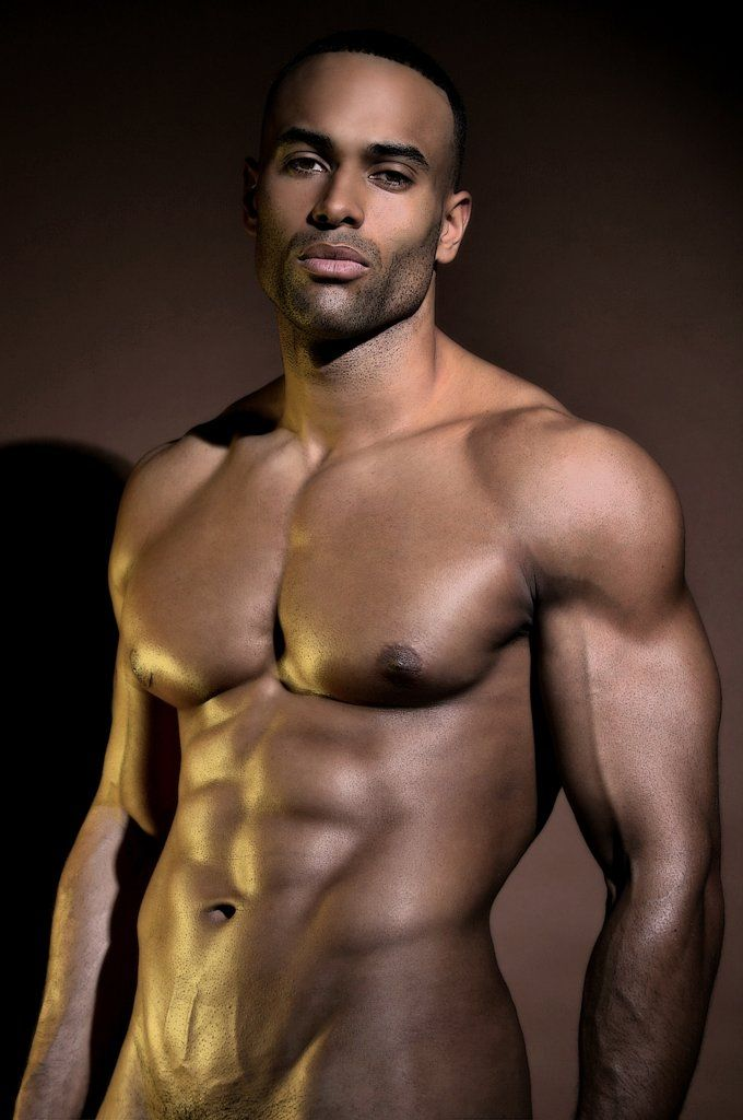Very sexy black men