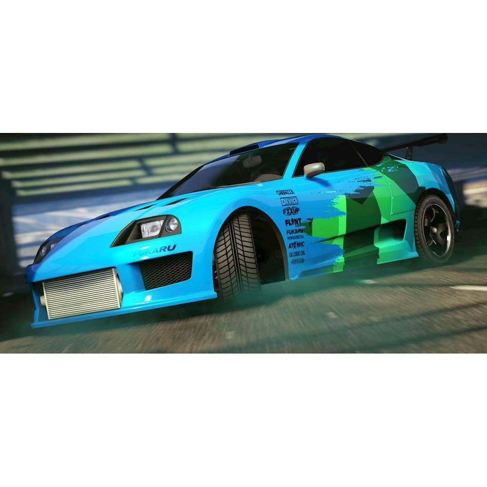 Grand Theft Auto V Premium Online Edition PlayStation 4