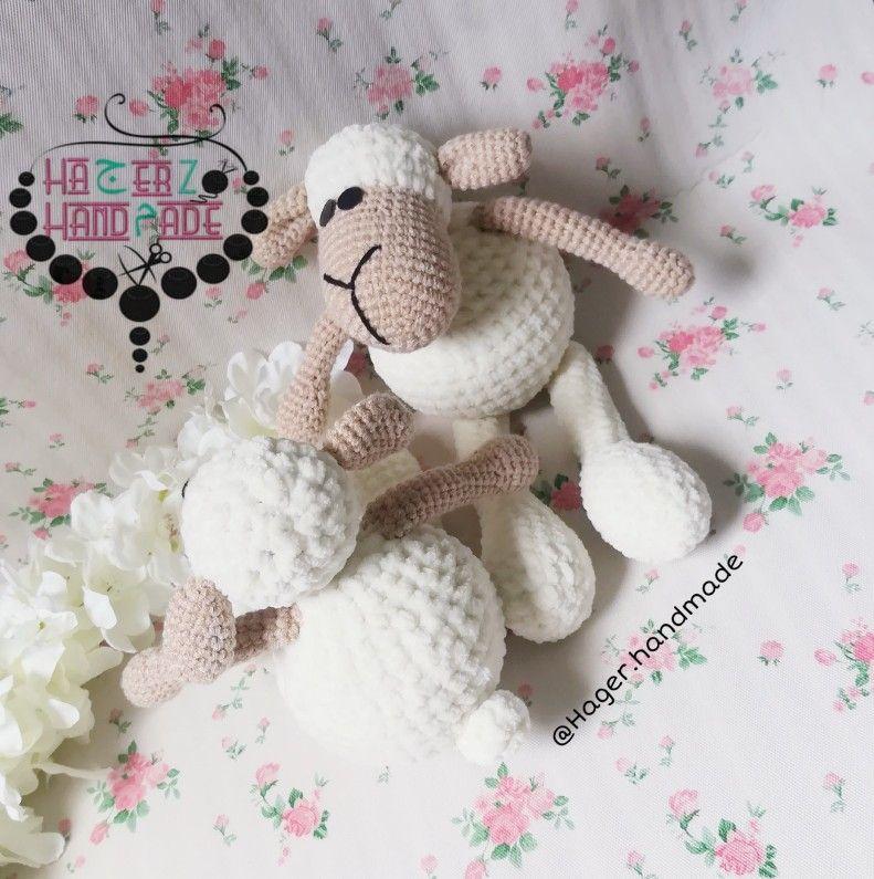 Amigurumi Crochet Sheep Crochet Sheep Crochet Amigurumi Handmade Shop