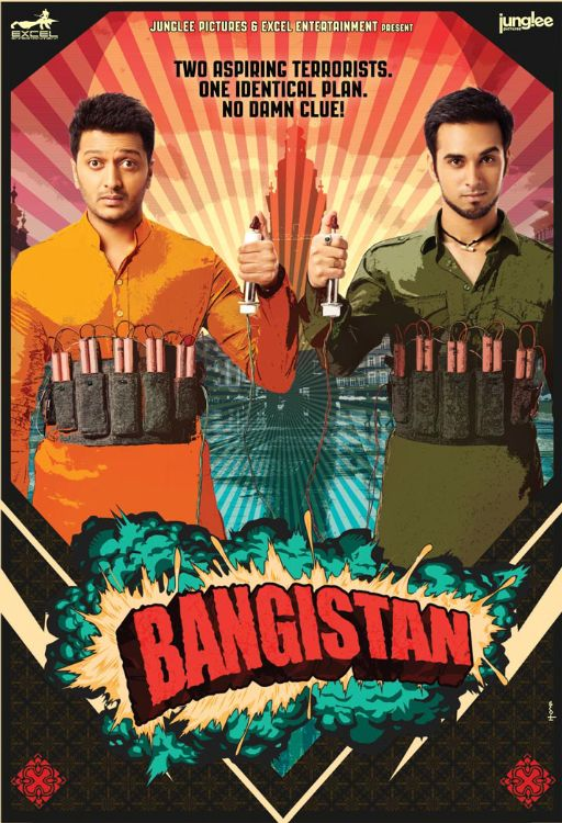 the Bangistan full movie in hindi hd download