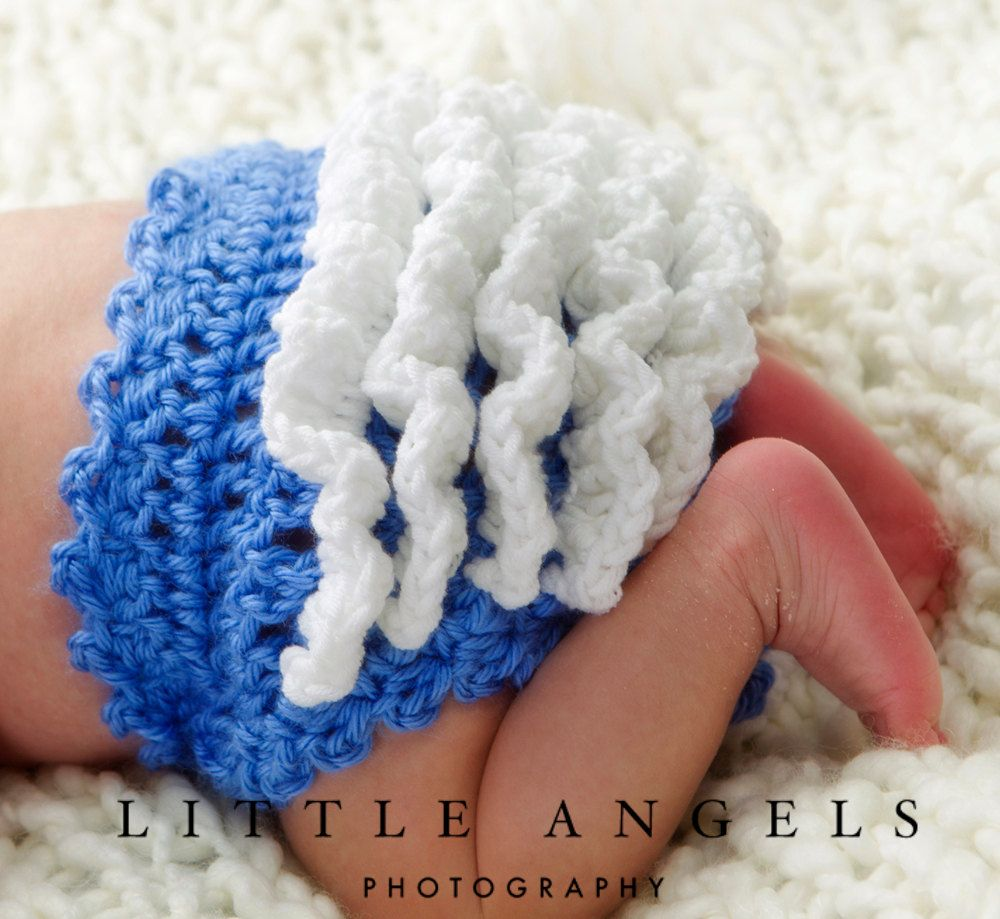 Solid Ruffles Crochet Soaker Diaper Cover Pattern (563). $4.00, via ...