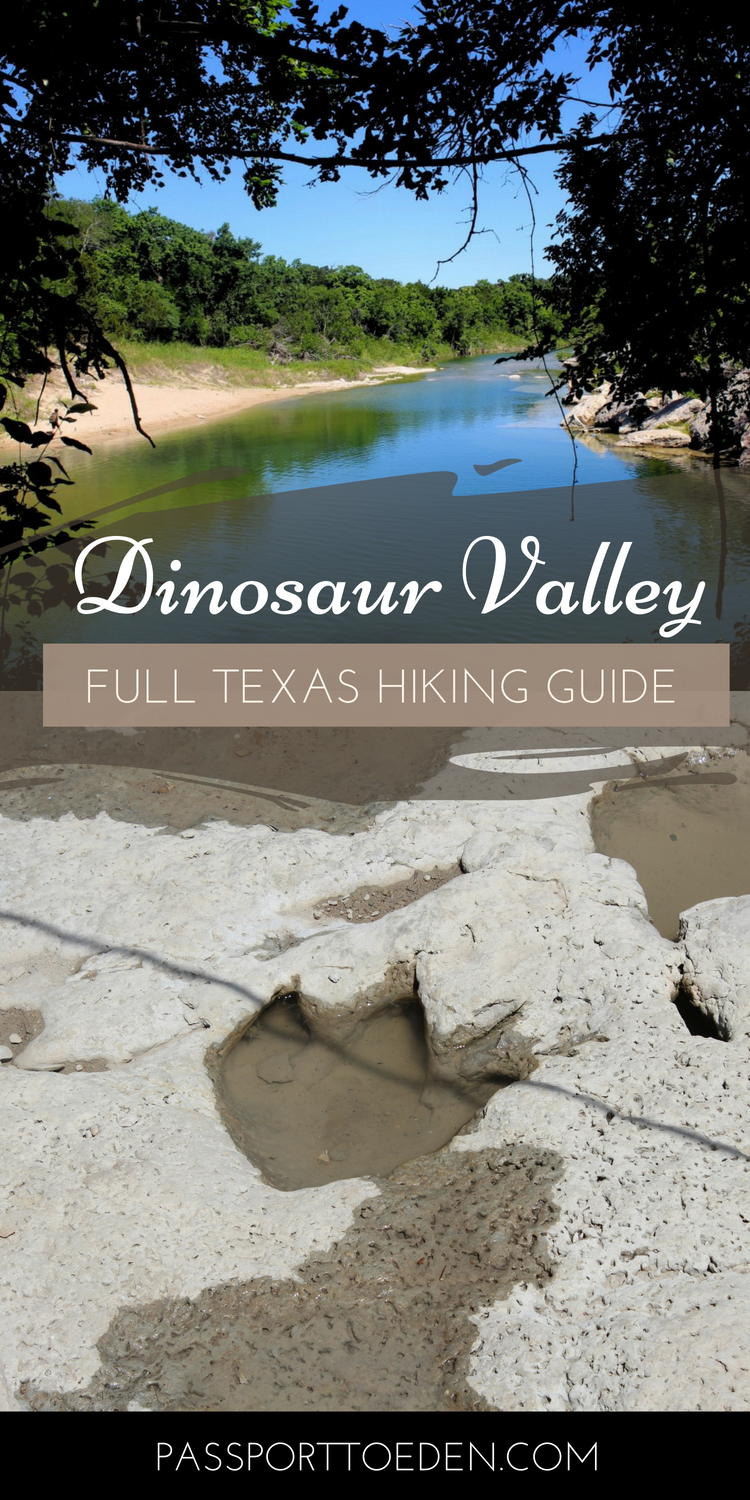 Photo of Dinosaur Valley State Park hiking guide