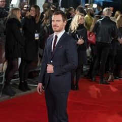 Celebrities attend 'Light Between Oceans' premiere at Curzon Mayfair in London