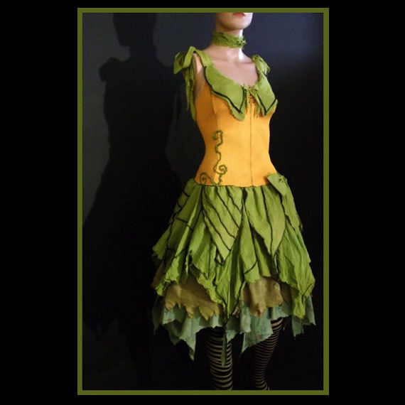 A UNIQUELY WEARABLE LINK THAT EVOKES ENCHANTMENTS, FAIRIES AND ELEGANTLY SHABBY CHIC wearydreary ragdoll pumpkin dress by wearydrearies on Etsy FOLLOW LINK=>STORE AND MORE SAMPLES OF HER DESIGNS--SOLD