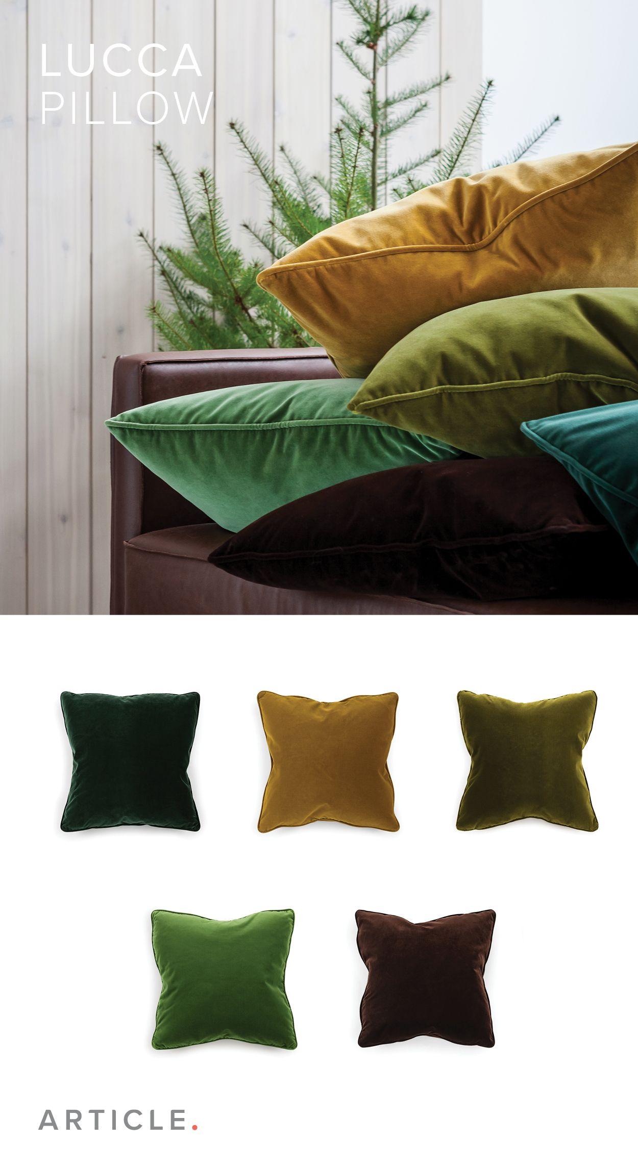 Olive Linen Bedding