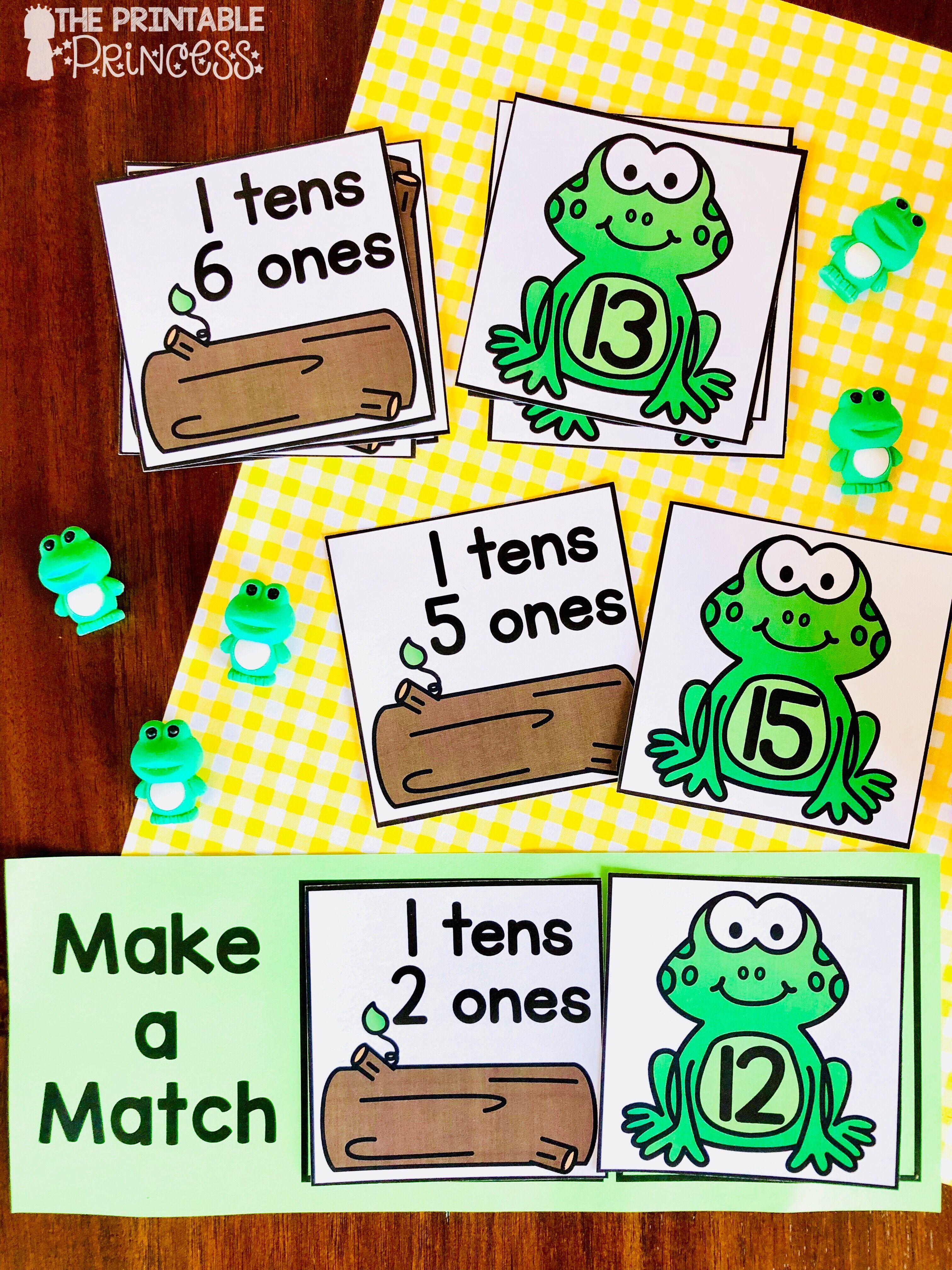 Kindergarten Math Numbers To 11