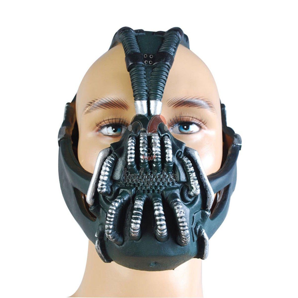 Bane Mask Replica for Batman the Dark Knight Rises Costume Prop - Batman Prop | Harley Joker Costume | Pinterest | Dark knight and Knight  sc 1 st  Pinterest & Bane Mask Replica for Batman the Dark Knight Rises Costume Prop ...