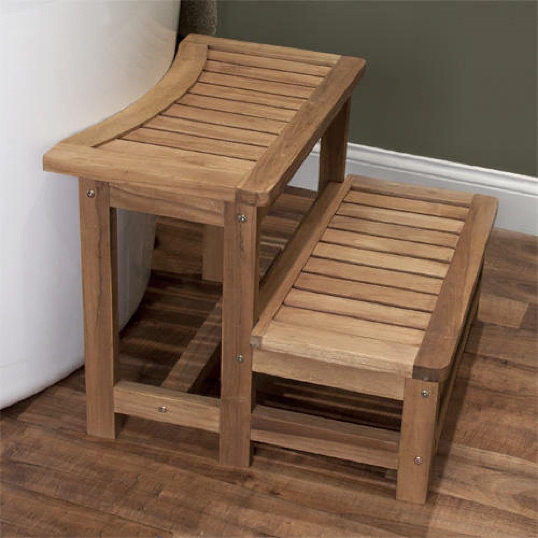 Amazing Rounded Teak Tub Steps In 2019 Japanese Soaking Tubs Wood Cjindustries Chair Design For Home Cjindustriesco