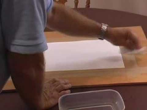 How to Stretch Watercolor Paper
