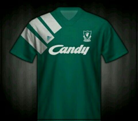 online store 21446 a2d2e Liverpool away shirt for 1991-92. | Liverpool Jersey ...