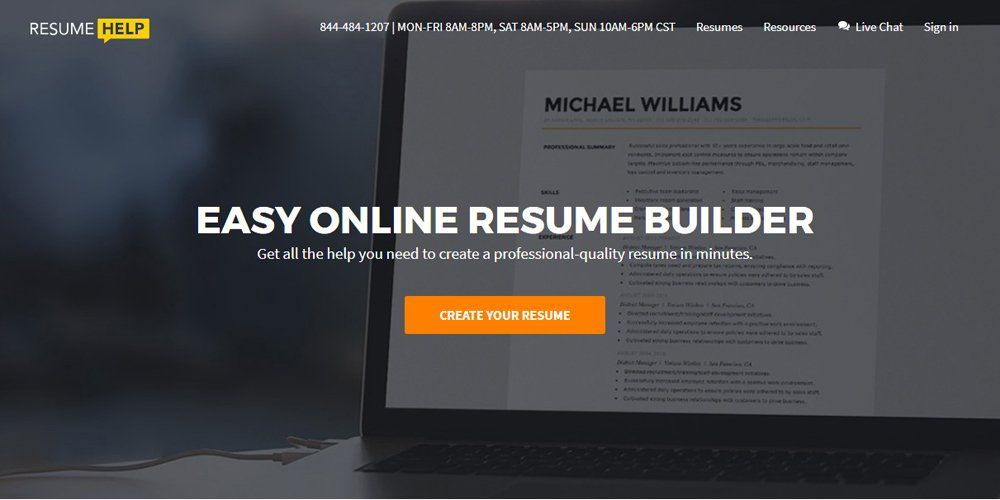 CV Ease Resume Maker Online Resume Builders Pinterest Online