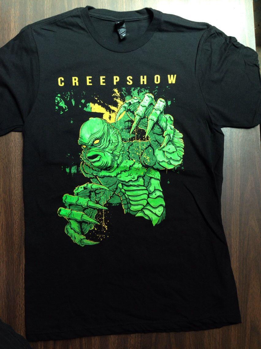 black Creepshow FRENCH Shirt