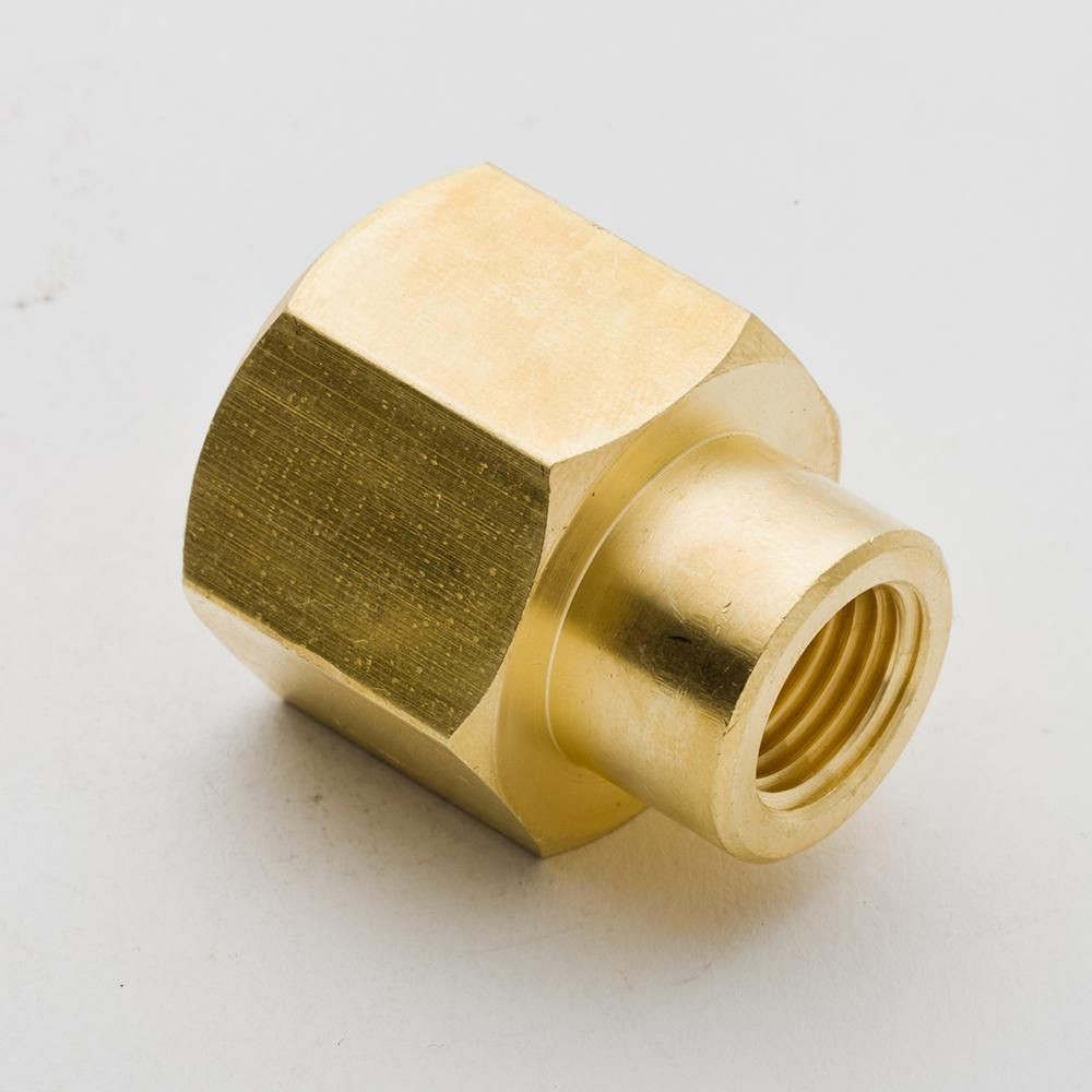 Pack Of 2 Br Pipe Ing Reducer Coupling 1 4 X1 8 3 X3 Npt Female Water Gas Connector Yesterday S Price Us 5 80