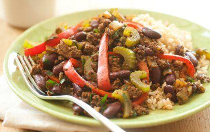 Photo of Recipe: Cajun Beef Skillet Supper