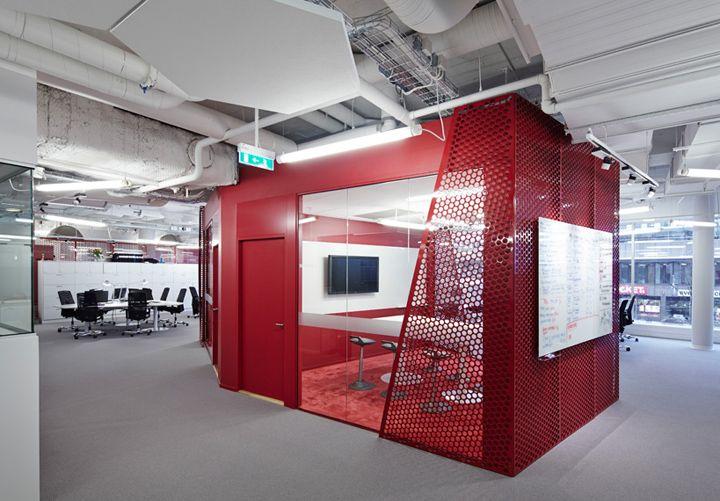Wise Group Office By BSK Arkitekter Stockholm Sweden