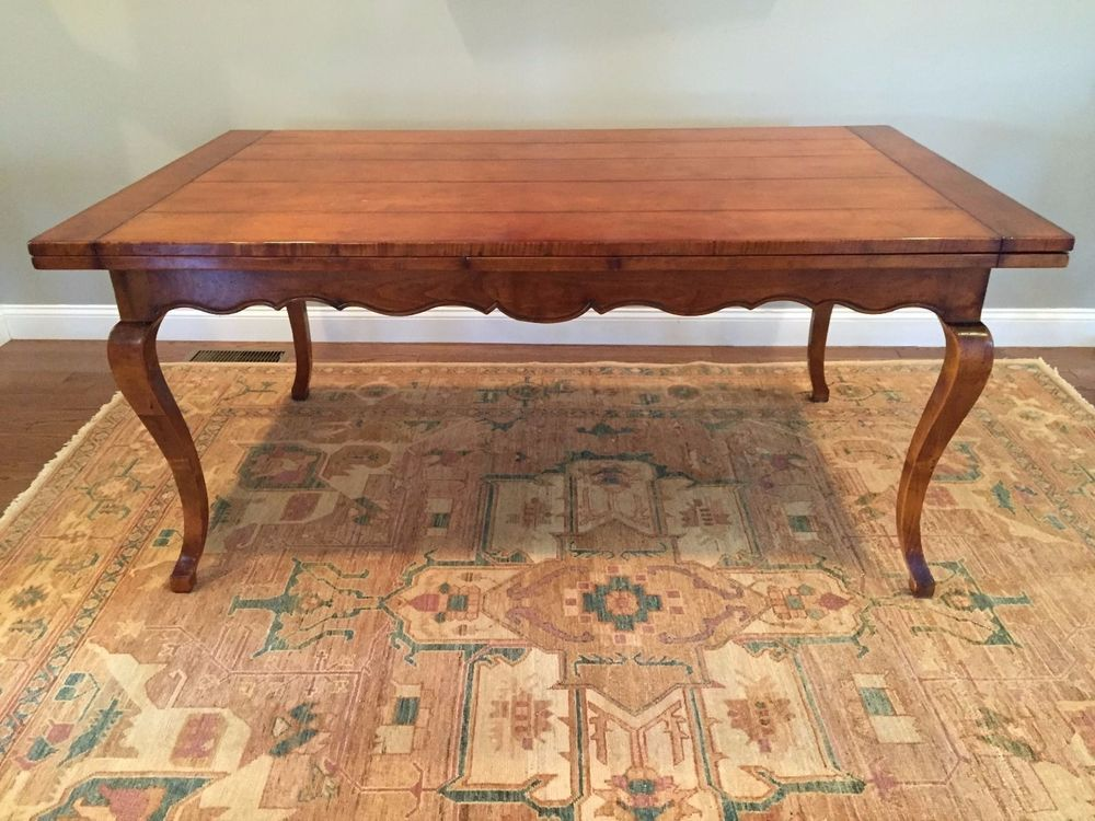 Baker Furniture Hildebran Milling Road Table