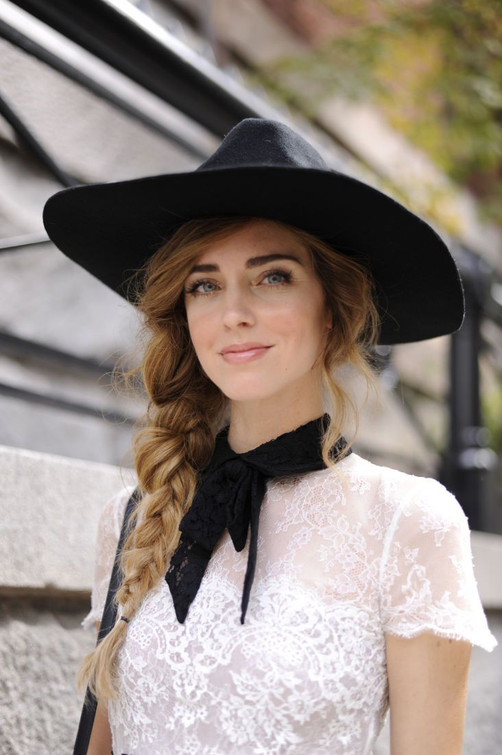 Chiara Ferragni, blogger, The Blonde Salad. Photo: @ashleyjahncke