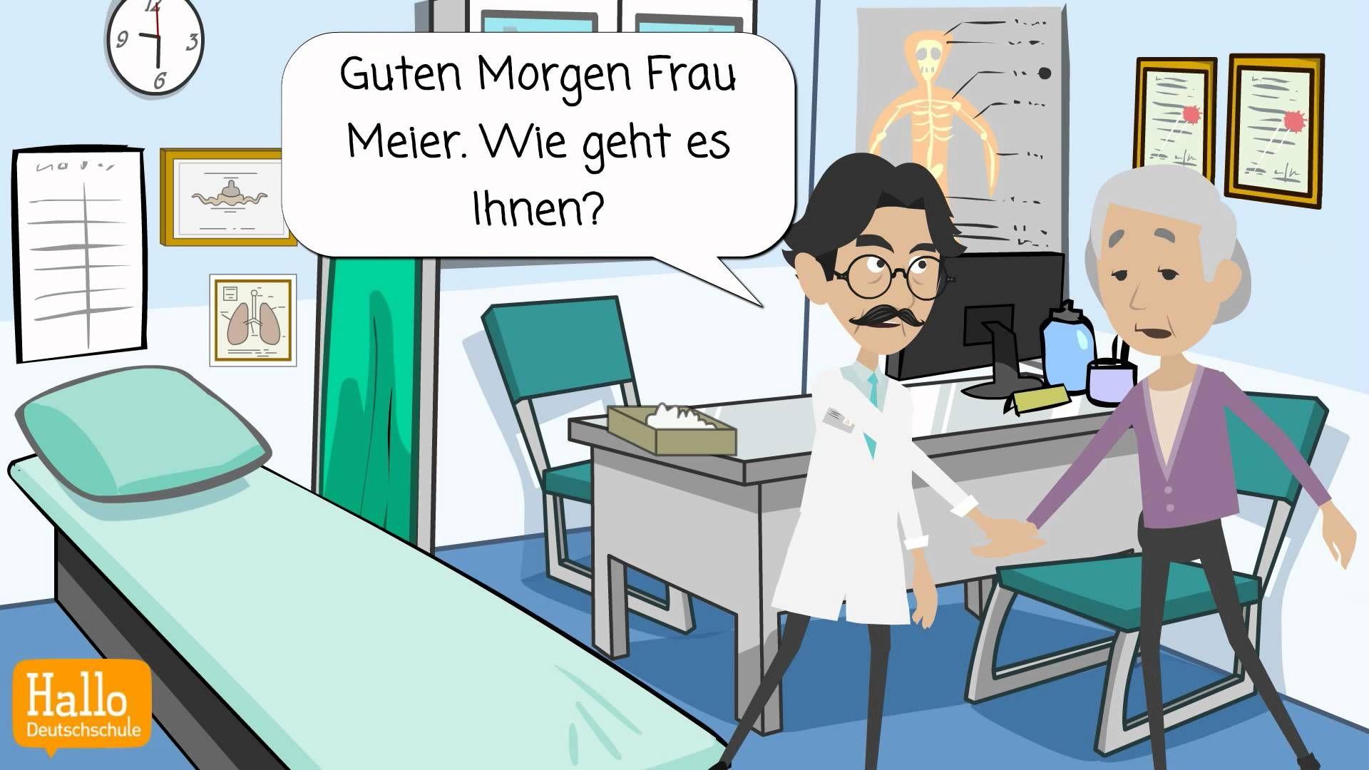 Wortschatz: Mein Haus (Niveau A1) | German class topics/vocab ...