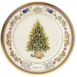 Lenox Annual Trees Around The World Plate 2017 27th Edition Australia Christmas Plates Lenox Christmas Lenox