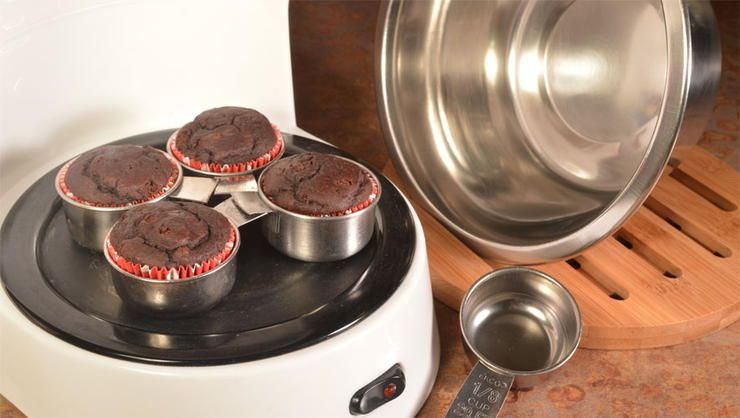 10 Things You Can Cook In A Coffee Maker http://www.rodalesorganiclife.com/food/10-things-you-can-cook-in-a-coffee-maker/cupcakes