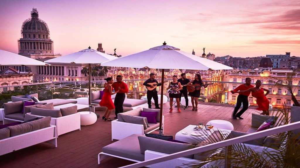 Grand Hotel Kempinski La Habana Terraza La Habana Bar En La Azotea Hotel