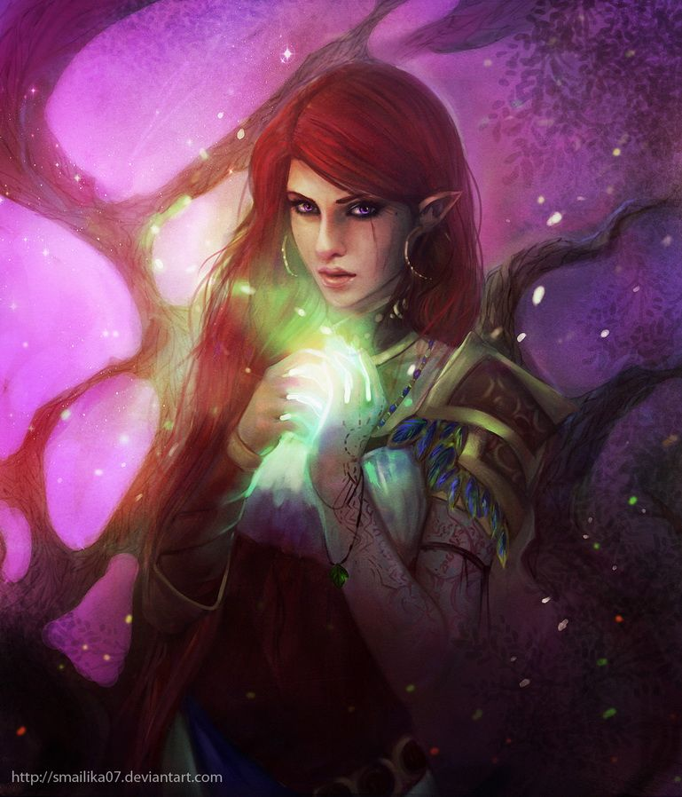 Smilika S Deviantart Gallery Fantasy Wizard Art Dungeons And Dragons