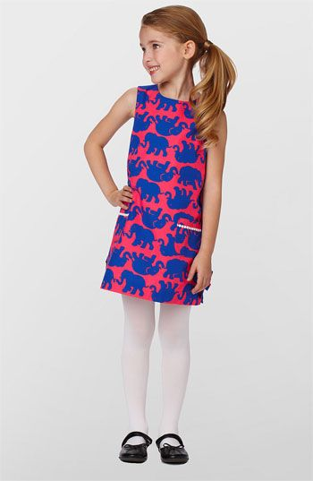 Lilly Pulitzer® 'Little Lilly' Shift Dress (Little Girls & Big Girls) | Nordstrom