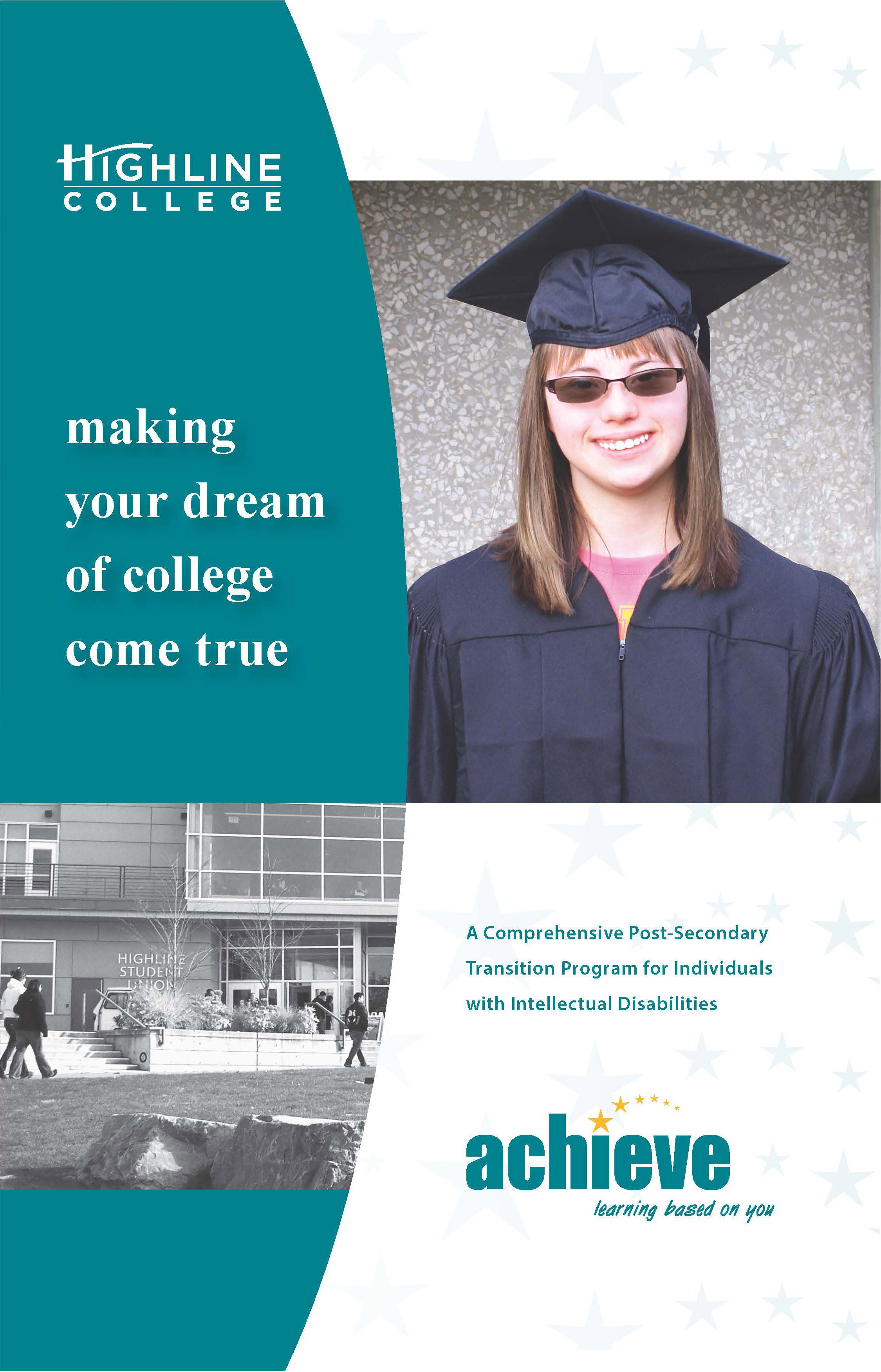 Achieve Is A Comprehensive Post Secondary Transition